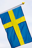 travel stock photography | Sweden, Swedish flag, image id 5-710-2413