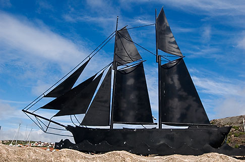 image 5-710-2546 Sweden, West Sweden, Model ship