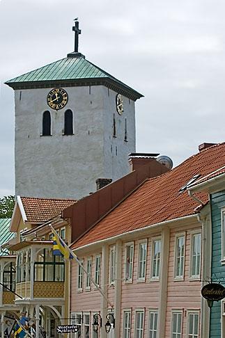 image 5-710-5411 Sweden, Marstrand, Church