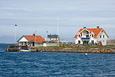 stone houses stock photography | Sweden, Marstrand, Lighthouse, image id 5-710-5421