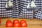 ripe stock photography | Still life, Tomatoes in window, image id 5-710-5508