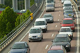 roadway stock photography | Transportation, Traffic on the motorway, image id 5-720-2879