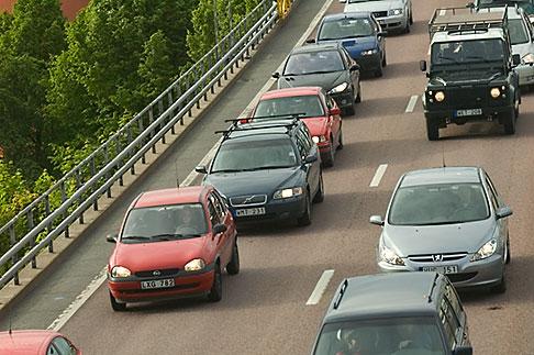 image 5-720-2882 Transportation, Traffic on the motorway