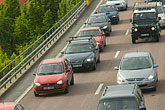 street traffic stock photography | Transportation, Traffic on the motorway, image id 5-720-2882