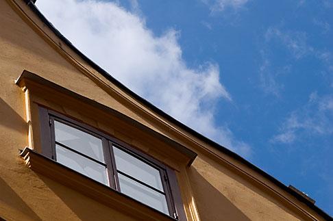 image 5-720-2942 Sweden, Stockholm, Gamla Stan, Old house