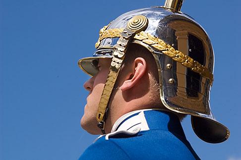 image 5-720-2988 Sweden, Stockholm, Palace Guard
