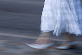 out of focus stock photography | Sweden, Stockholm, Woman walking, image id 5-720-3295