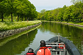 green stock photography | Sweden, Stockholm, Royal Canal, image id 5-720-3867