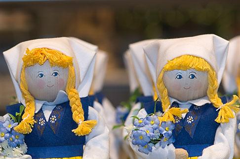 image 5-720-4028 Still life, Swedish Dolls