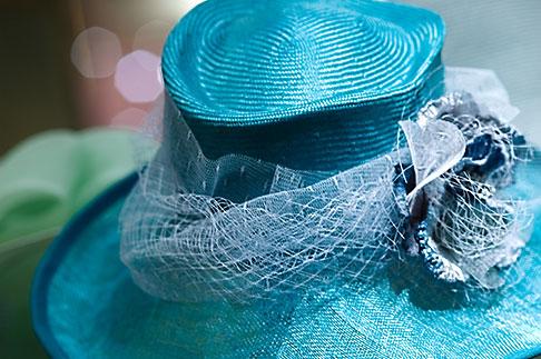 image 5-720-4066 Sweden, Stockholm, Hat in shop