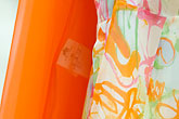 orange stock photography | Textiles, Scarfs, image id 5-720-4076