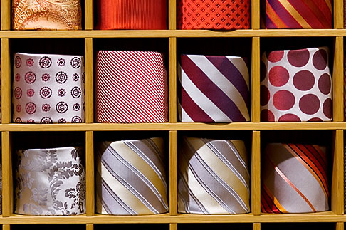 image 5-720-4104 Still life, Neckties