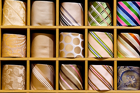 image 5-720-4106 Still life, Neckties
