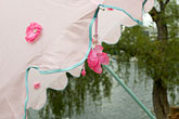 white stock photography | Sweden, Stockholm, Street Market, Parasol, image id 5-720-4141