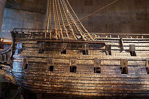 image 5-720-4178 Sweden, Stockholm, Vasa Ship Museum