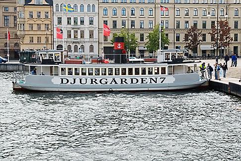 image 5-720-4210 Sweden, Stockholm, Ferry
