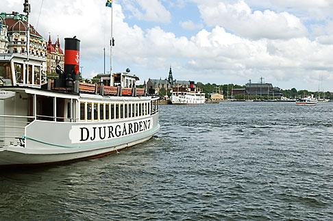 image 5-720-4215 Sweden, Stockholm, Ferry