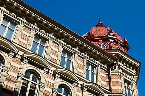 image 5-720-4325 Sweden, Stockholm, Gamla Stan, historic building
