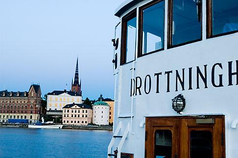 image 5-720-4382 Sweden, Stockholm, Ferry
