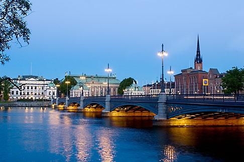 image 5-720-4385 Sweden, Stockholm, Riddarholmen