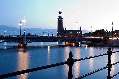 image 5-720-4392 Sweden, Stockholm, Stadshuset
