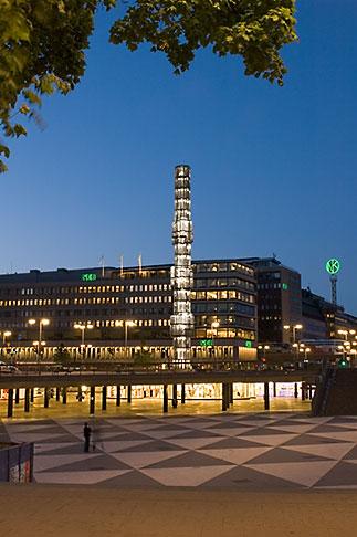 image 5-720-4395 Sweden, Stockholm, Sergelstorg