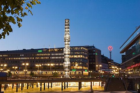 image 5-720-4398 Sweden, Stockholm, Sergelstorg