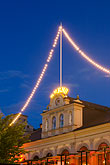 illuminated stock photography | Sweden, Stockholm, Berns Hotel, image id 5-720-4404