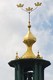 weathervane stock photography | Sweden, Stockholm, Stadshuset tower, image id 5-720-5908