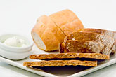 plate stock photography | Swedish food, Bread rolls and crackerbread, image id 5-720-6872