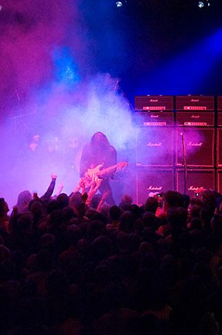 image 5-720-6975 Sweden, Stockholm, Rock concert, Yngwie Malmsteen