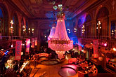 chandelier stock photography | Sweden, Stockholm, Berns Hotel , image id 5-720-6981