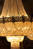 lit stock photography | Sweden, Stockholm, Berns Hotel, Chandeliers, image id 5-720-7056
