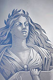 vintage stock photography | Art, Etched Glass, goddess, image id 5-720-7068