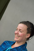 hair stock photography | Sweden, Stockholm, Street Market, Vendor, image id 5-720-7201