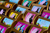 multicolour stock photography | Sweden, Stockholm, Street Market, Handmade boxes, image id 5-720-7205