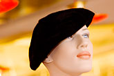 hat stock photography | Still Life, Mannequin at street fair, image id 5-720-7221