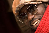 sunglasses stock photography | Sweden, Stockholm, Street Market, Vendor, image id 5-720-7260
