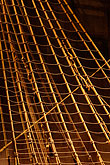 rope stock photography | Sweden, Stockholm, Vasa Ship Museum, rigging, image id 5-720-7357