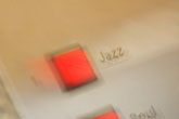 push button stock photography | Sweden, Stockholm, Lydmar Hotel, Music in Elevator, image id 5-720-7480