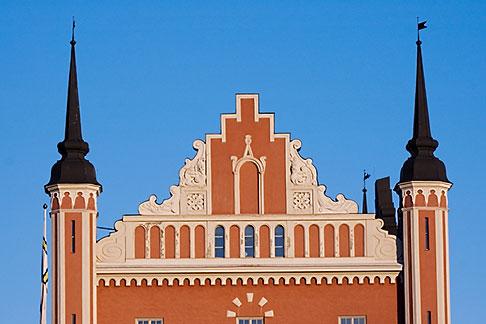image 5-720-7737 Sweden, Stockholm, Skeppsholmen, Admiralty House, Amiralitetshuset