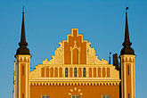 architecture stock photography | Sweden, Stockholm, Skeppsholmen, Admiralty House, Amiralitetshuset, image id 5-720-7737