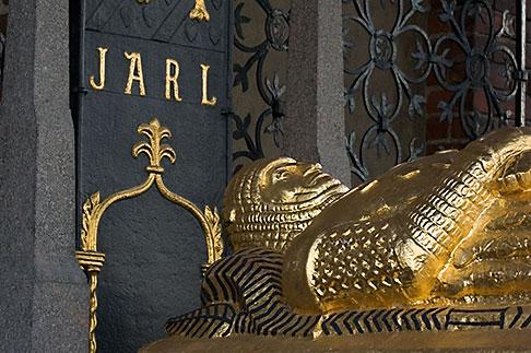 image 5-720-7833 Sweden, Stockholm, Stadshuset, Tomb of Birger Jarl