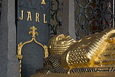 city hall stock photography | Sweden, Stockholm, Stadshuset, Tomb of Birger Jarl, image id 5-720-7833