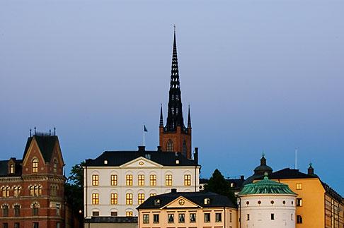 image 5-720-7889 Sweden, Stockholm, Riddarholmen