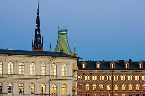 image 5-720-7907 Sweden, Stockholm, Riddarholmen