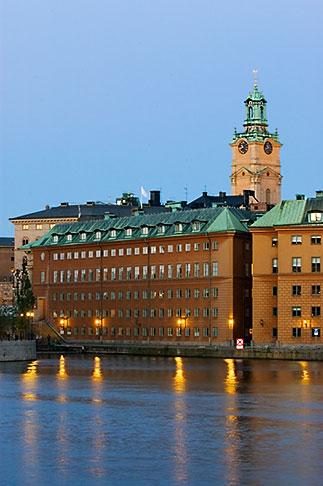 image 5-720-7910 Sweden, Stockholm, Riddarholmen