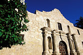 colonial building stock photography | Texas, San Antonio, The Alamo, image id 1-700-55
