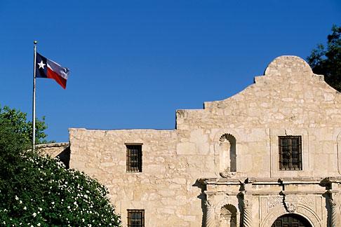 image 1-700-69 Texas, San Antonio, The Alamo