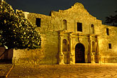 colonial building stock photography | Texas, San Antonio, The Alamo, image id 1-700-84